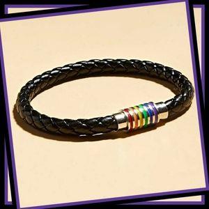 **New- pride bracelet
